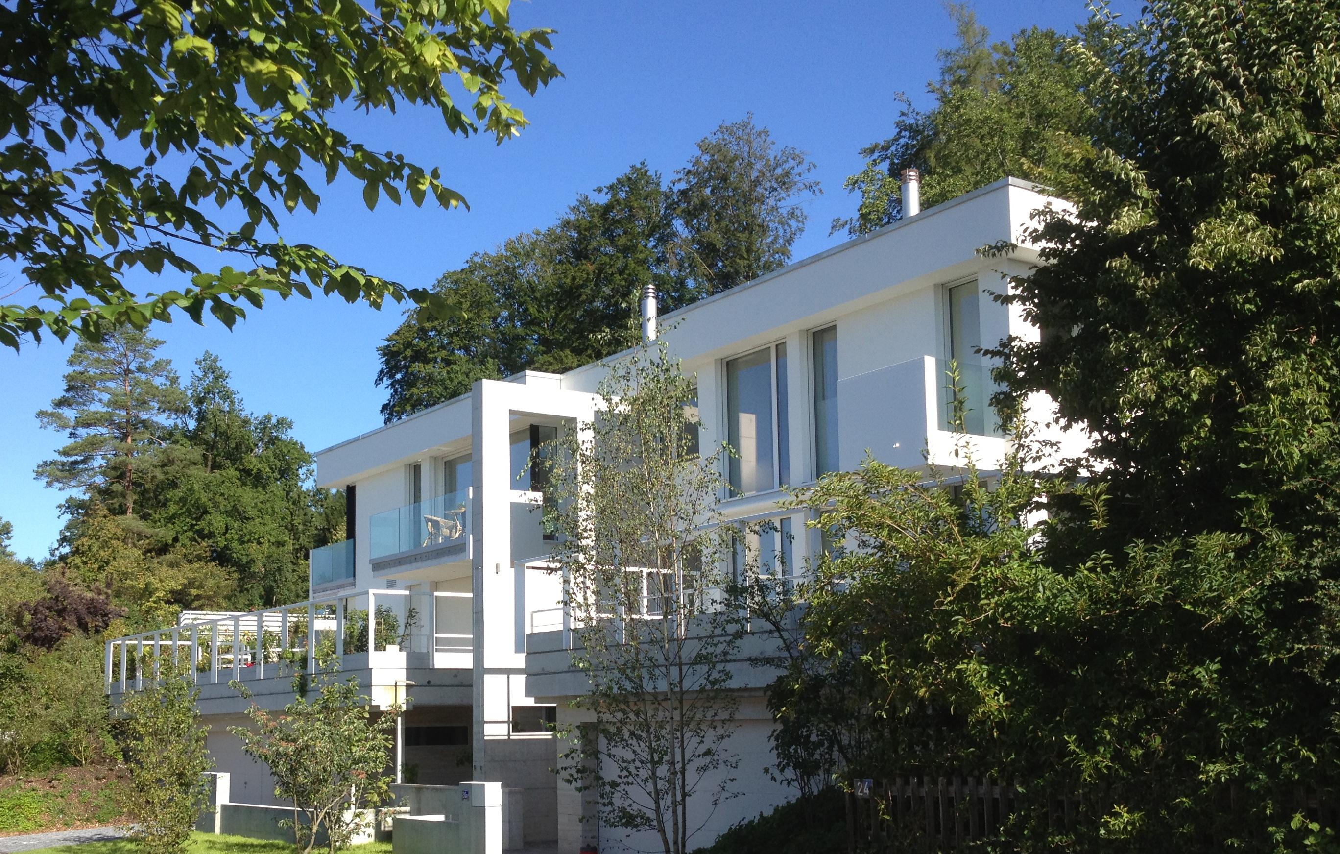 Stadtvillen Tachlisbrunnen