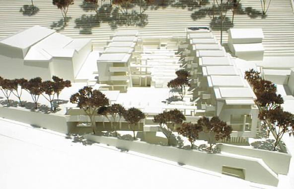 Wettbewerb-Casa dell Accademia