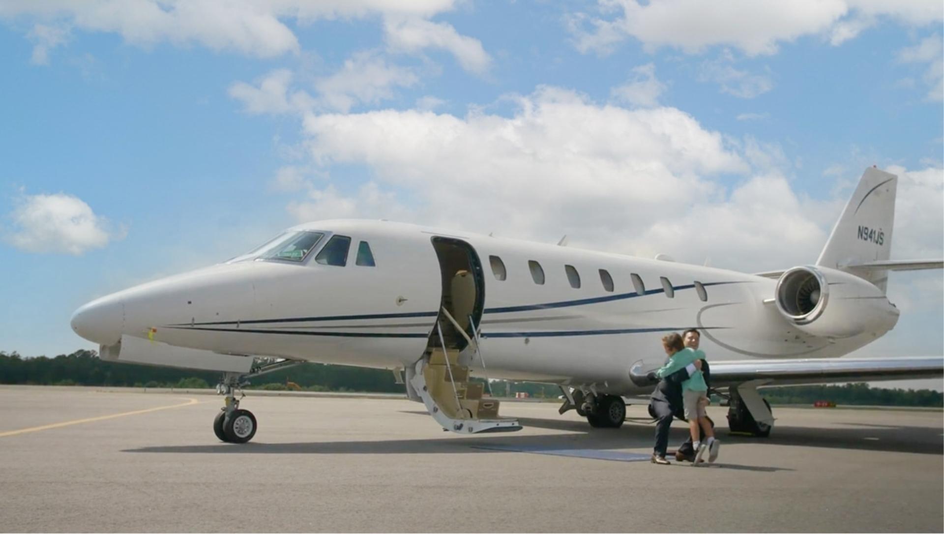 Charter Airline Flights | flyExclusive