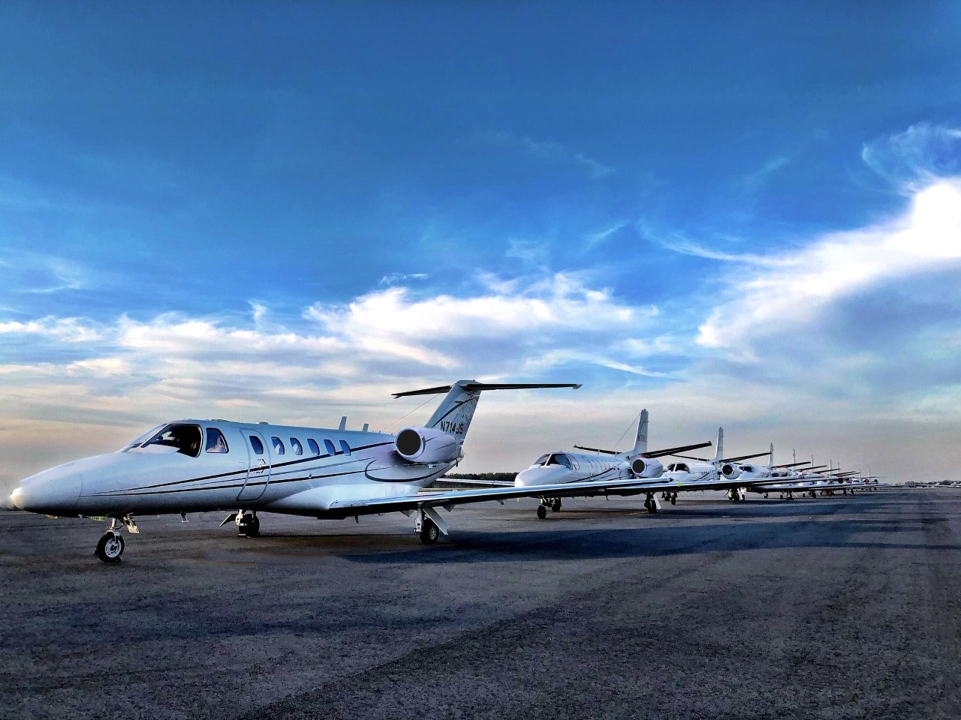 Jet Partnership | flyExclusive