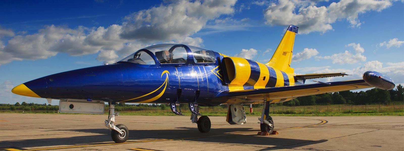 Fly an L-39 Albatros