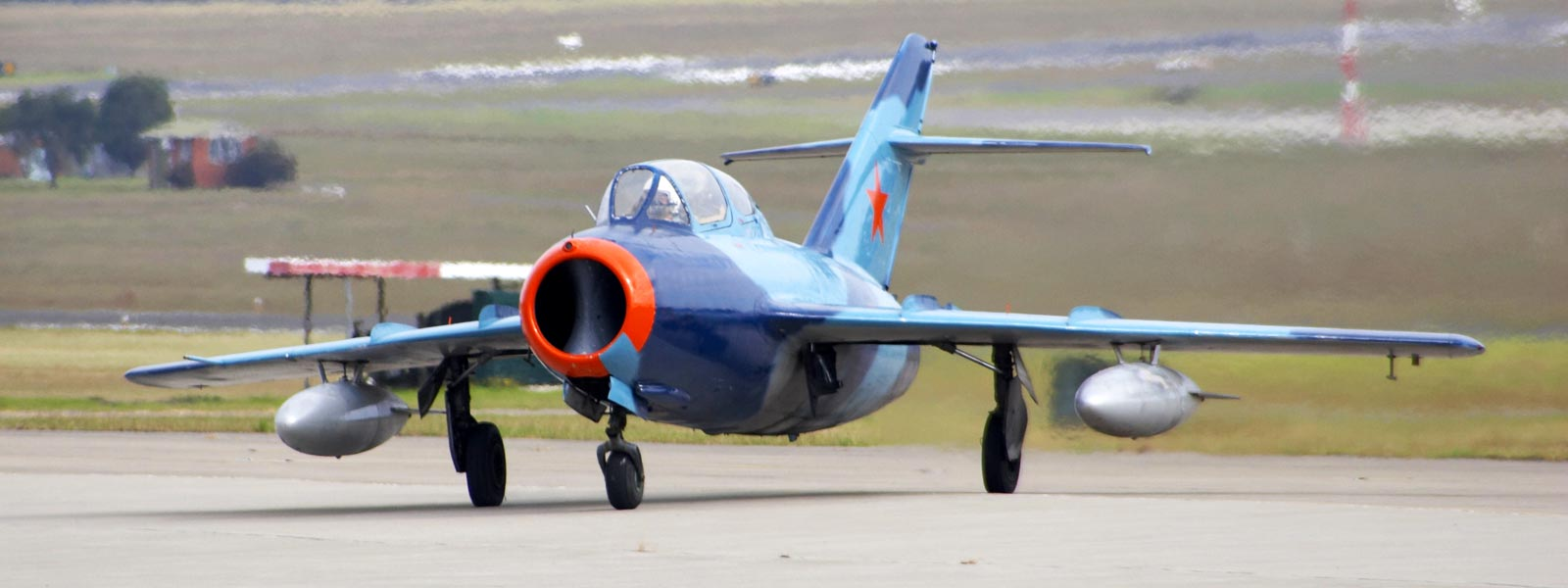 Fly a MiG-15 Fighter Jet
