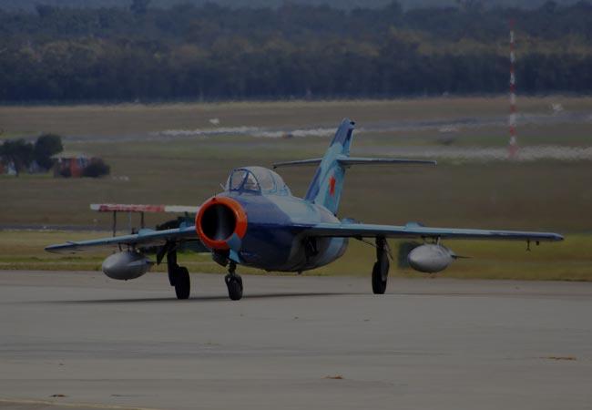 Fly a MiG-15