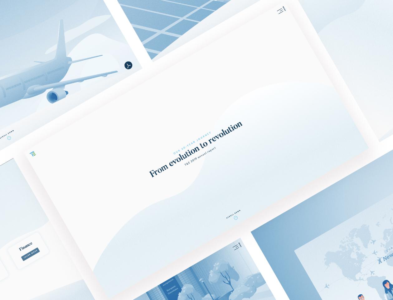 T&E annual report 2019