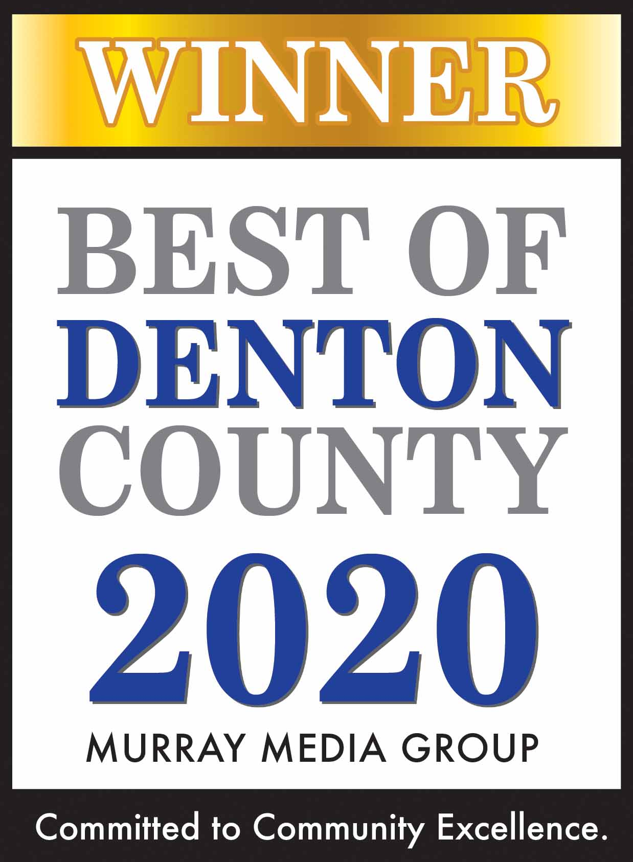 Best of Denton County 2020