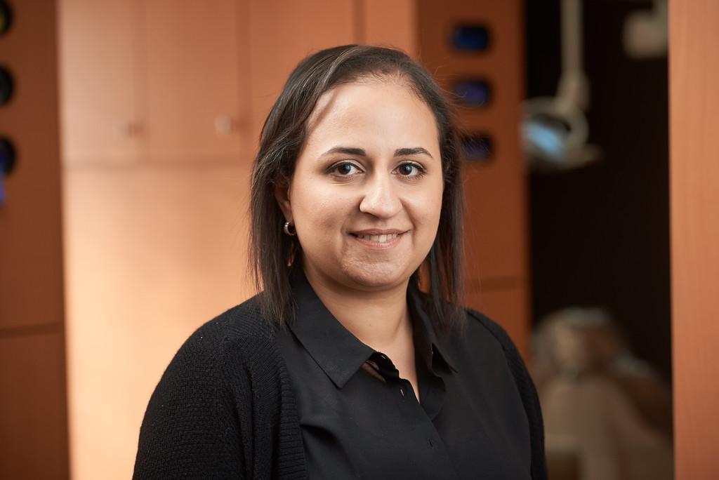 Headshot of Dr. Mariam Nesseim