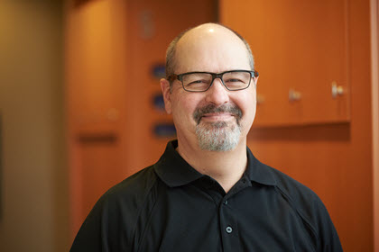 Headshot of Dr. Roland DeBrouwere