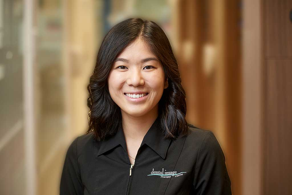 Headshot of Dr. Alice Huang