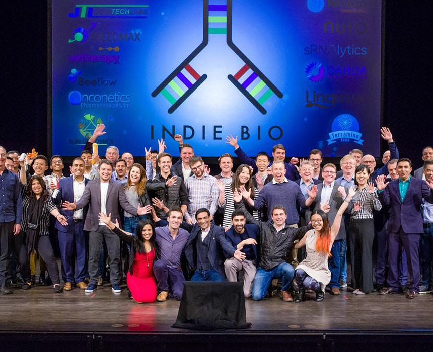 Watch IndieBio Accelerator's Demo Day Today