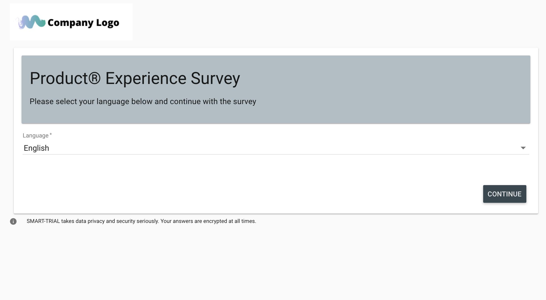 SMART-TRIAL Survey link site