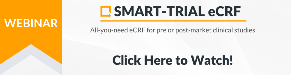 SMART-TRIAL eCRF Webinar
