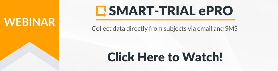 SMART-TRIAL ePRO Webinar