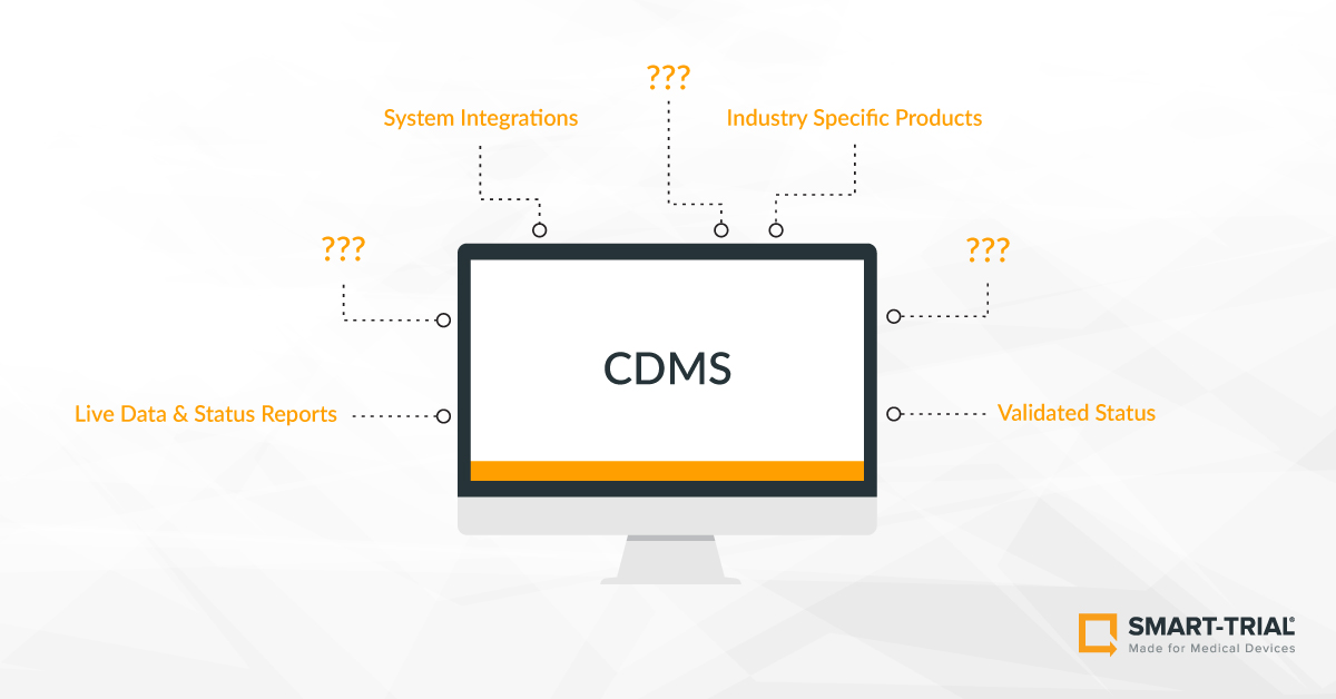 |Choosing a CDMS system