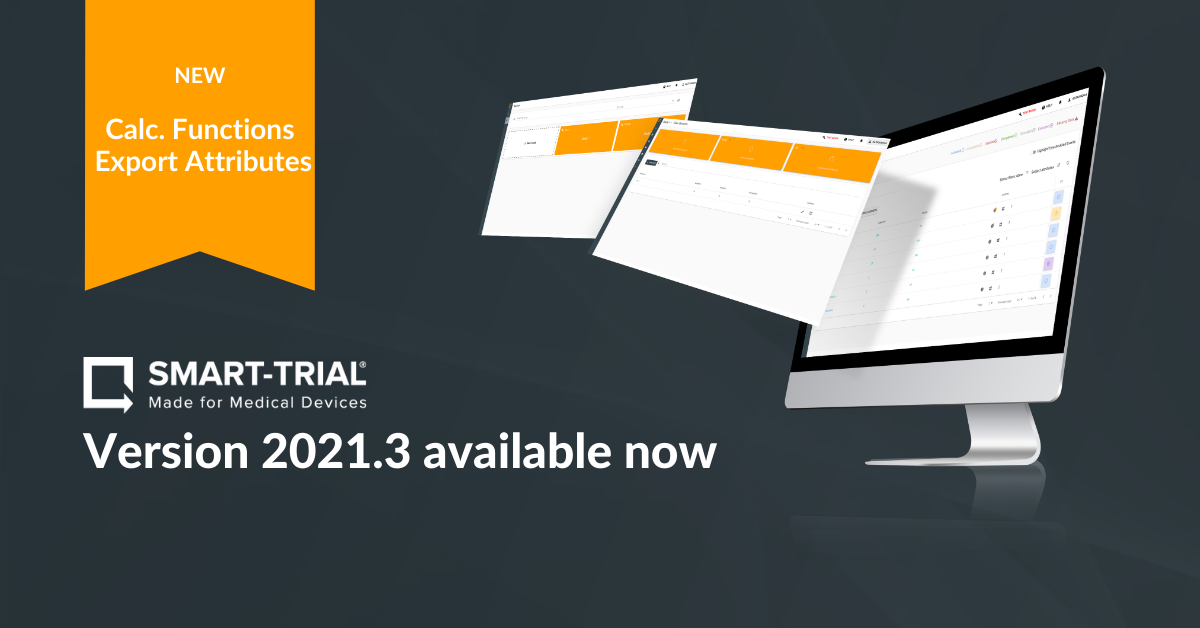 SMART-TRIAL-2021.3 is Live