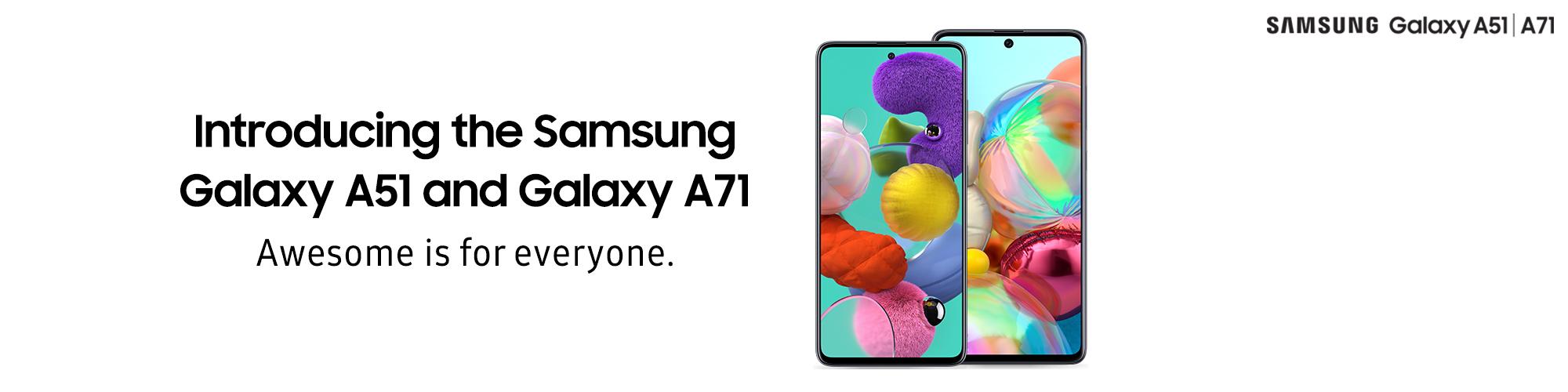 Samsung Galaxy A51|A71