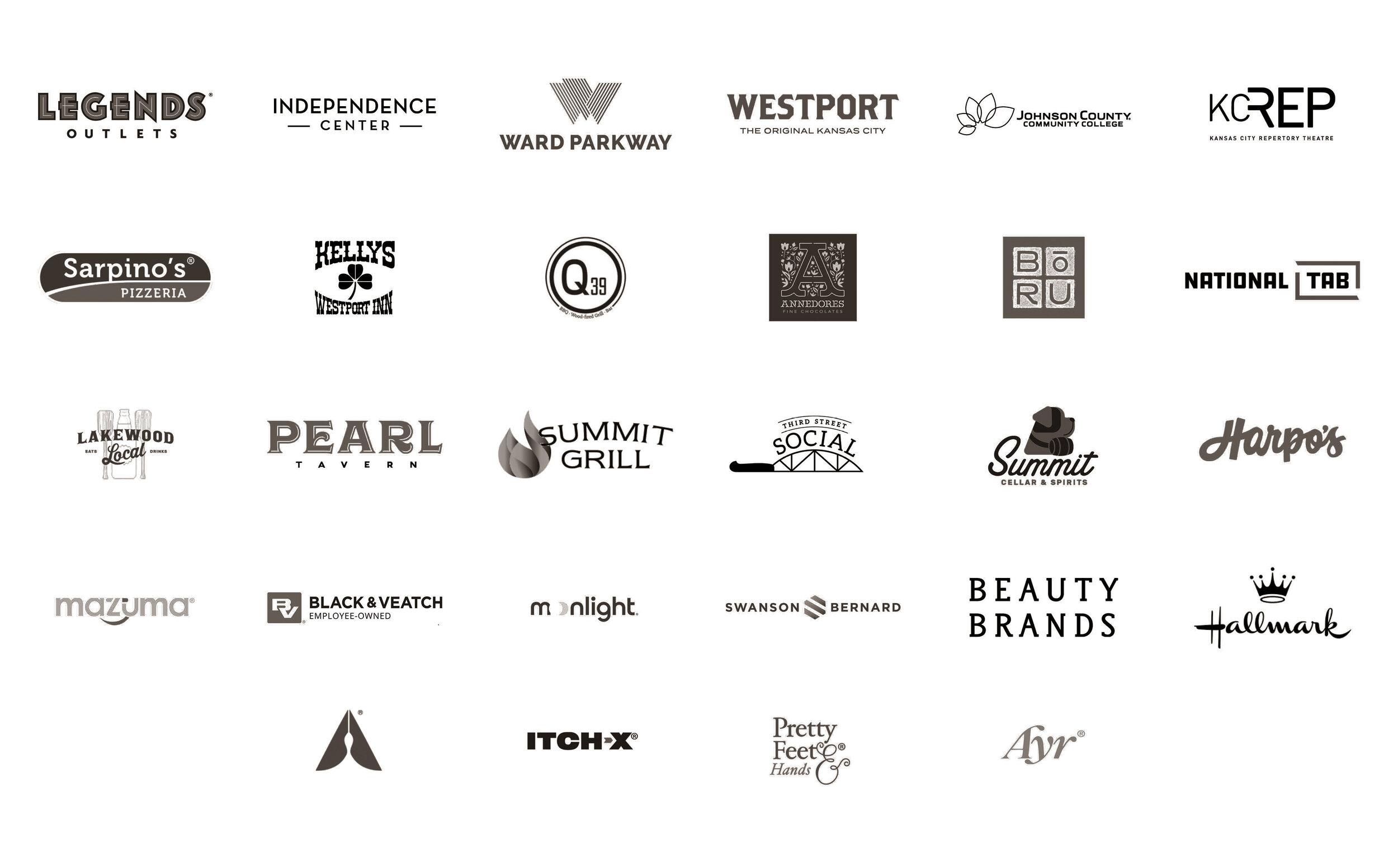 Fenix Strategic Design's past and current partners.
