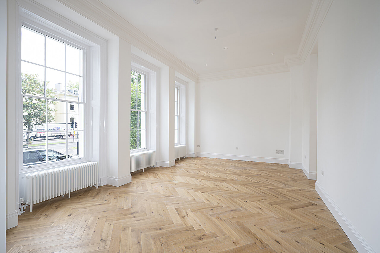Stunning sitting rooms