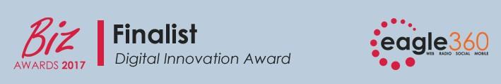 Doctor Photo are Digital Innovation Finalists in Surrey Biz Awards 2017!