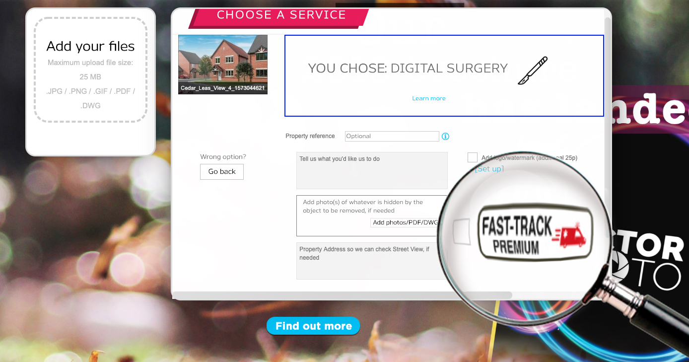 Urgent Digital Surgery now available!