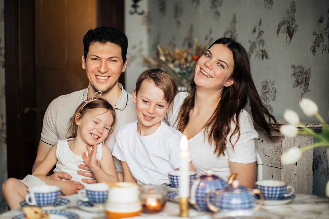 Family harmony with transactions