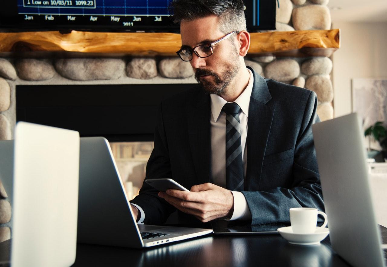 Entrepreneur planning succession