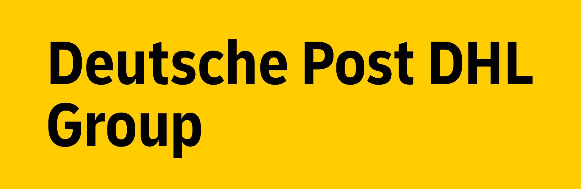 Logo Deutsche Post DHL Group