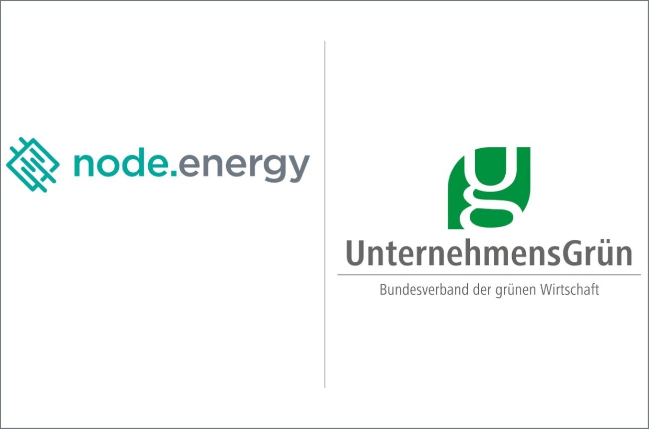 node.energy tritt Unternehmensgrün e.V. bei
