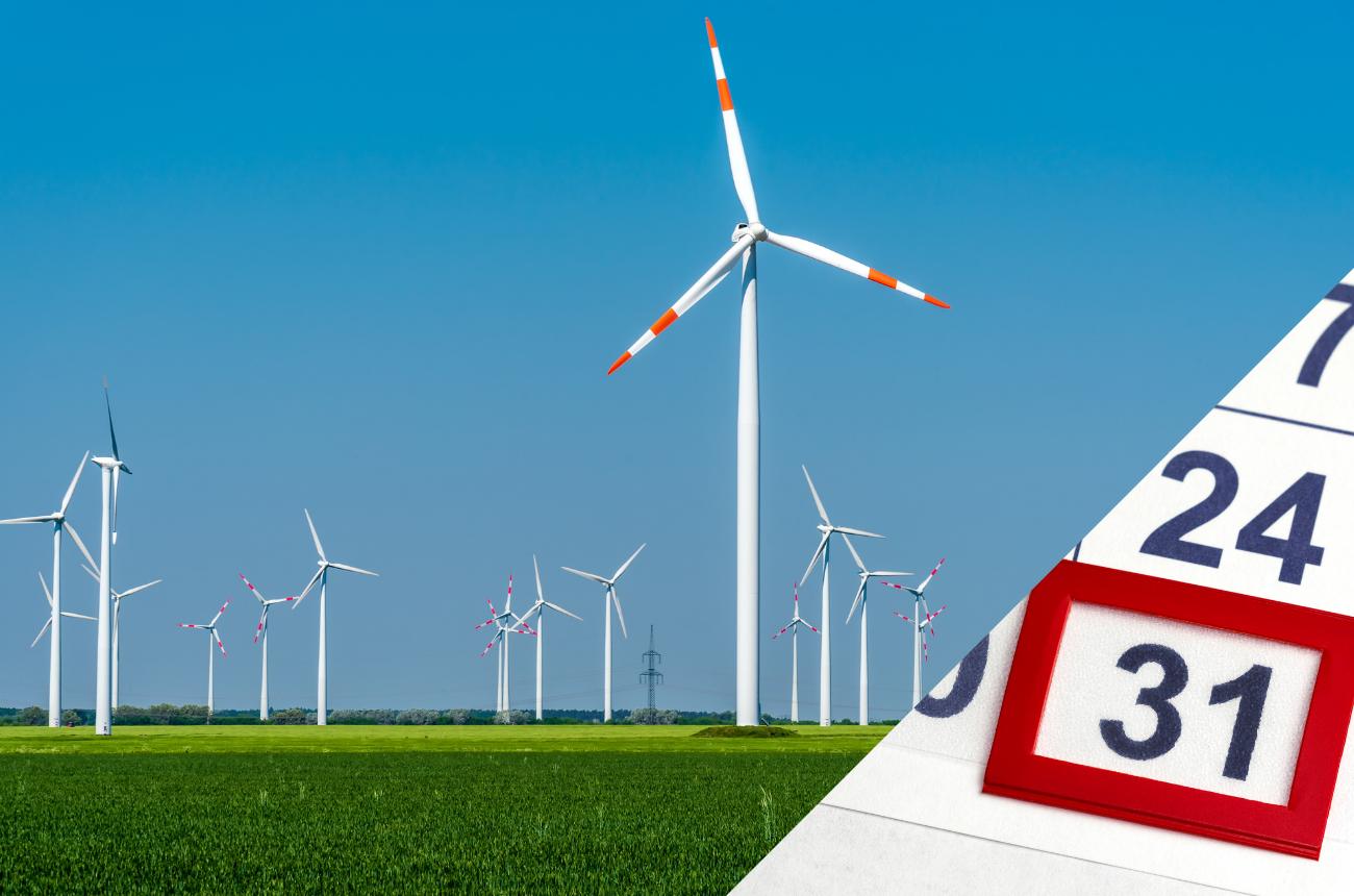 Windkraftanlage Stromsteuer Frist Tipps