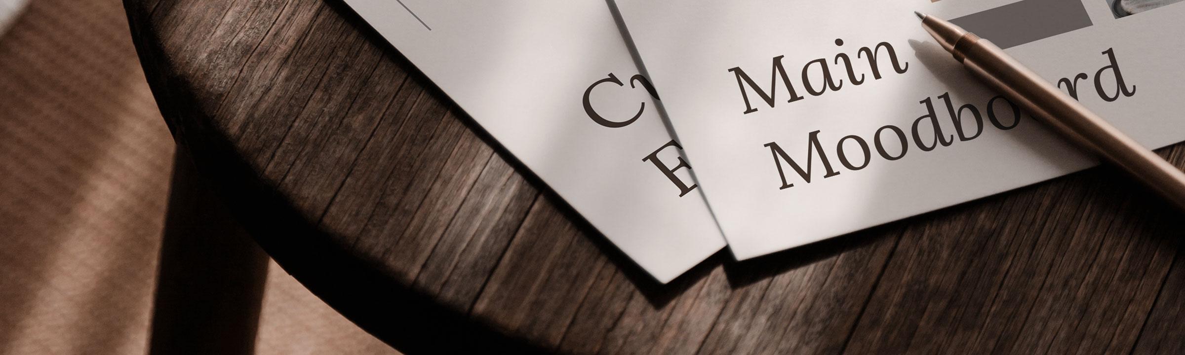 Branding process - Discovery