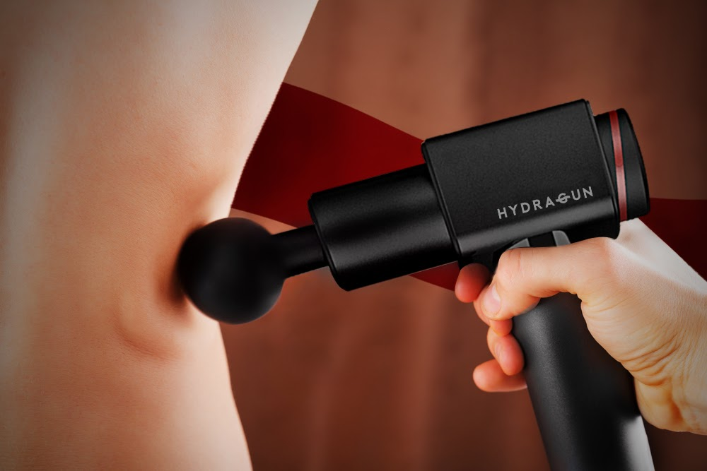 image of massage gun