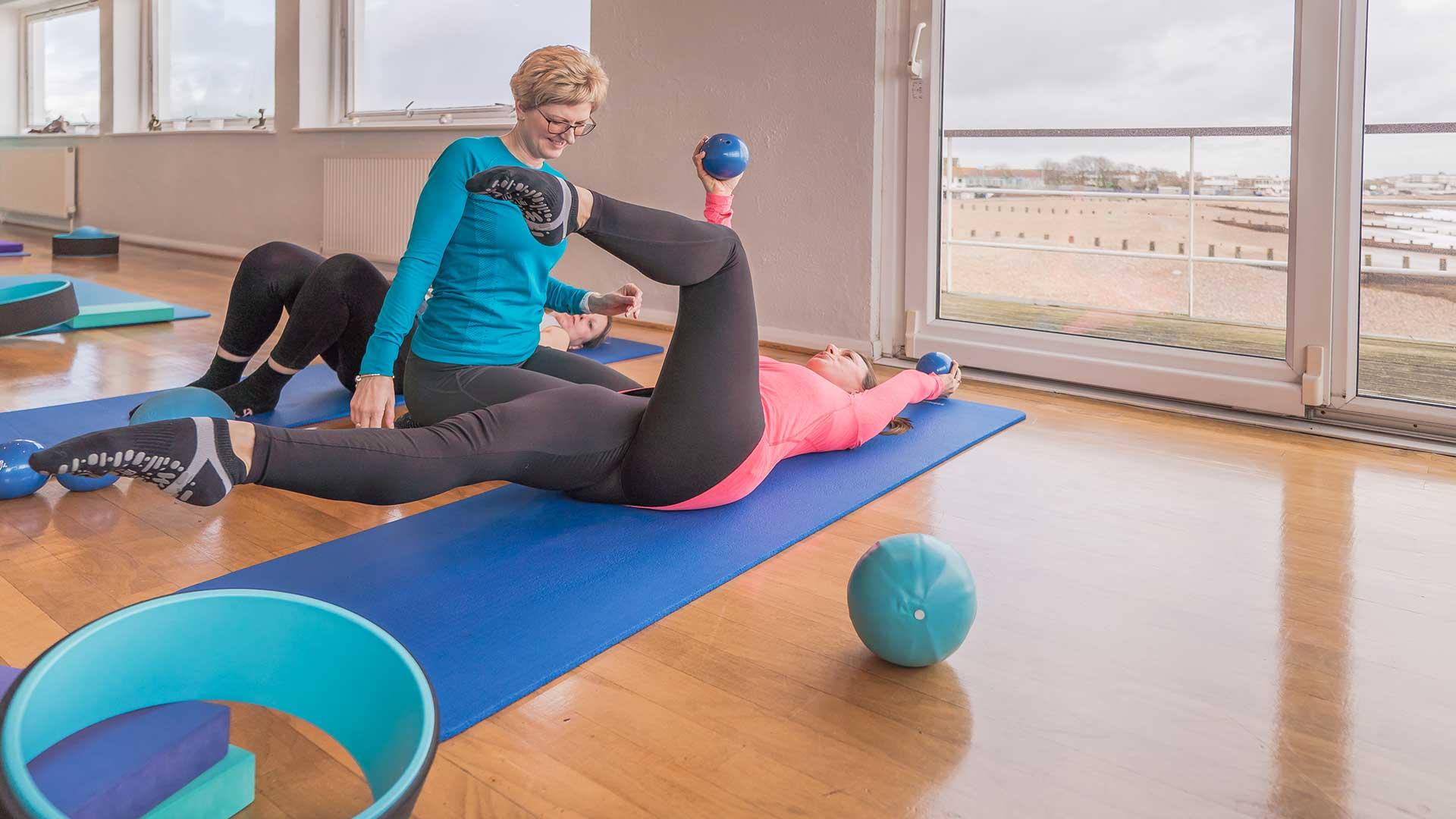 photo of class activities