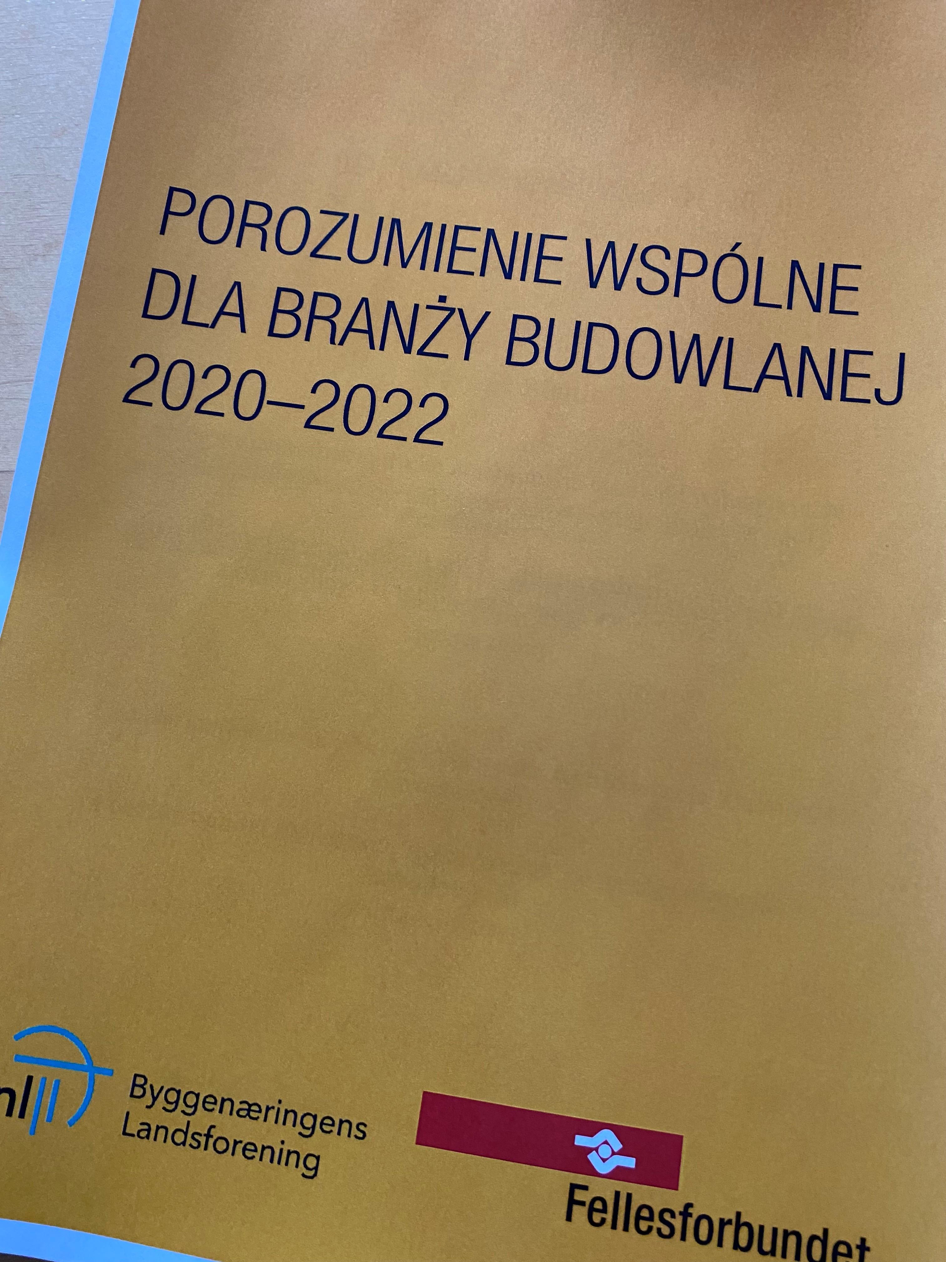 Układ zbiorowy (FOB) po polsku!