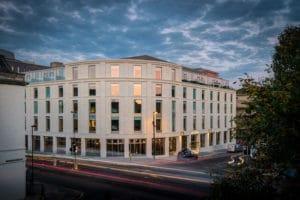 Apex Hotel in Bath city centre