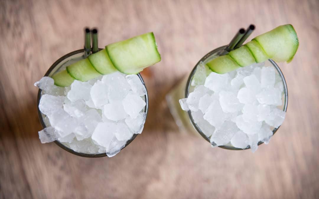 The English Garden - cocktail spotlight