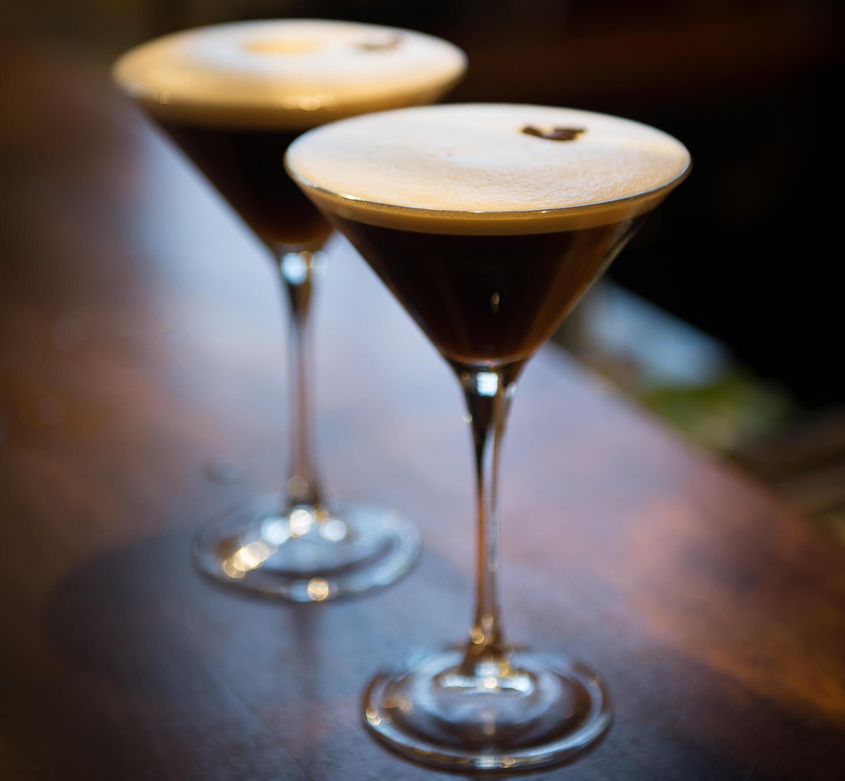 The Espresso Martini - A History