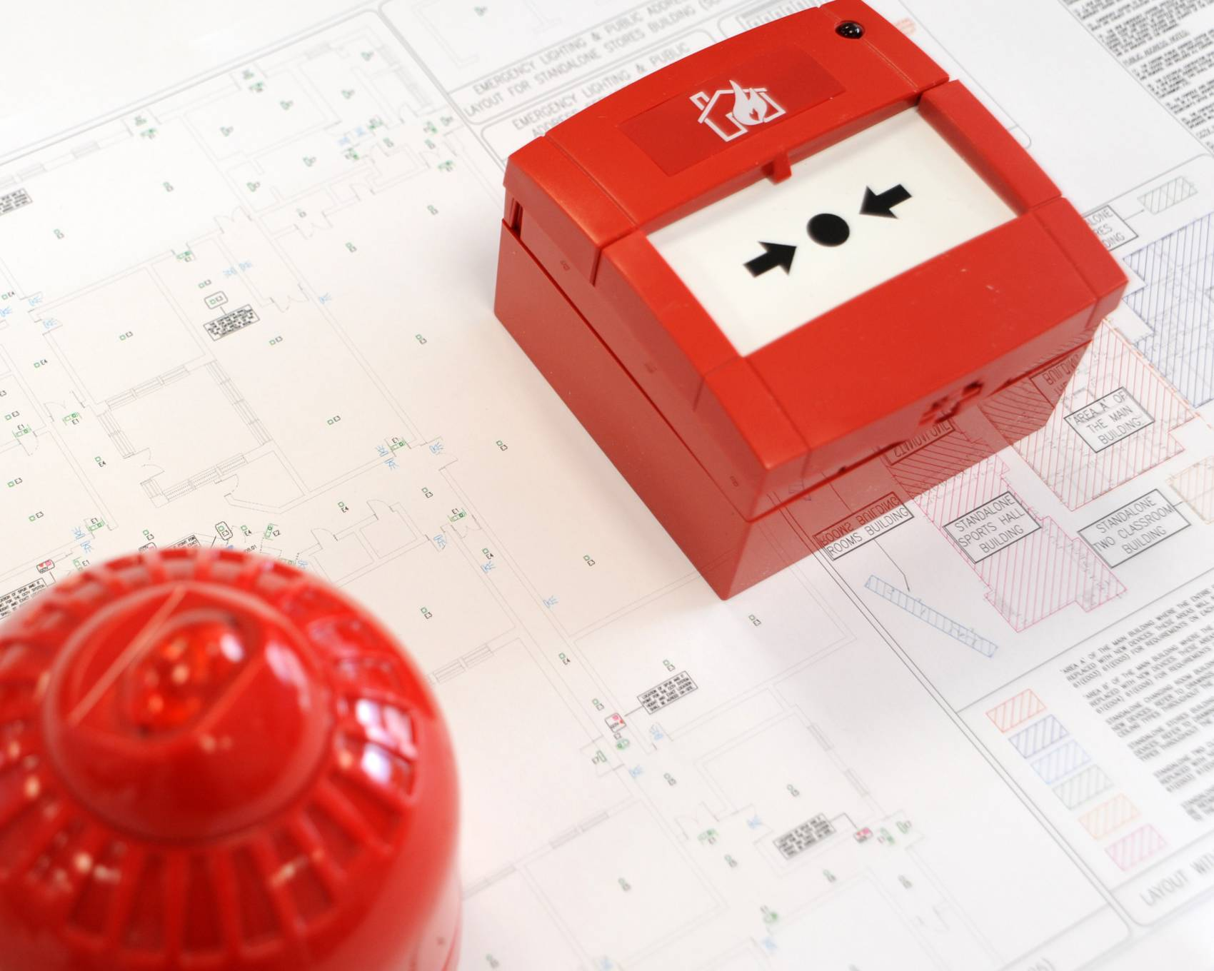 Fire Prevention & Detection