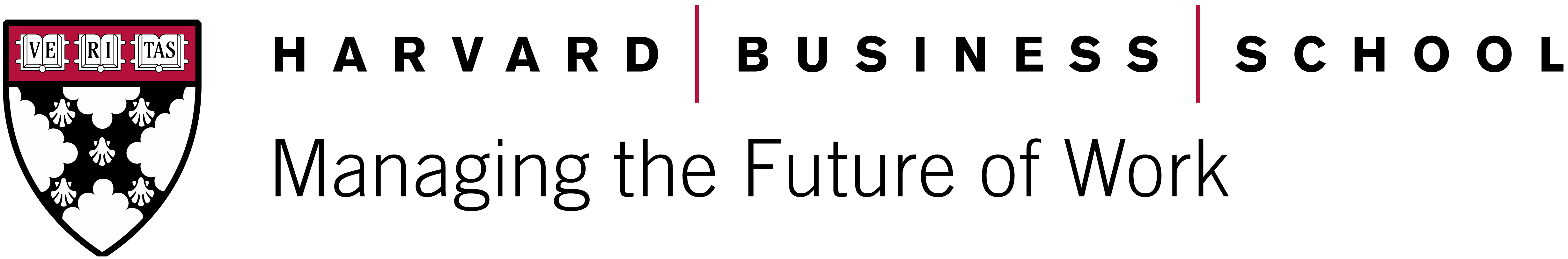 Harvard Business School Managing the Future of Work Project Logo