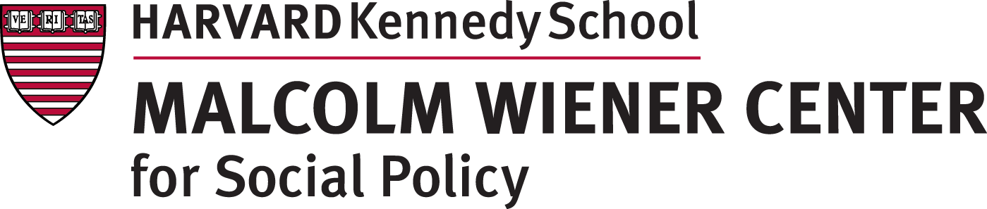Wiener Center for Social Policy Logo
