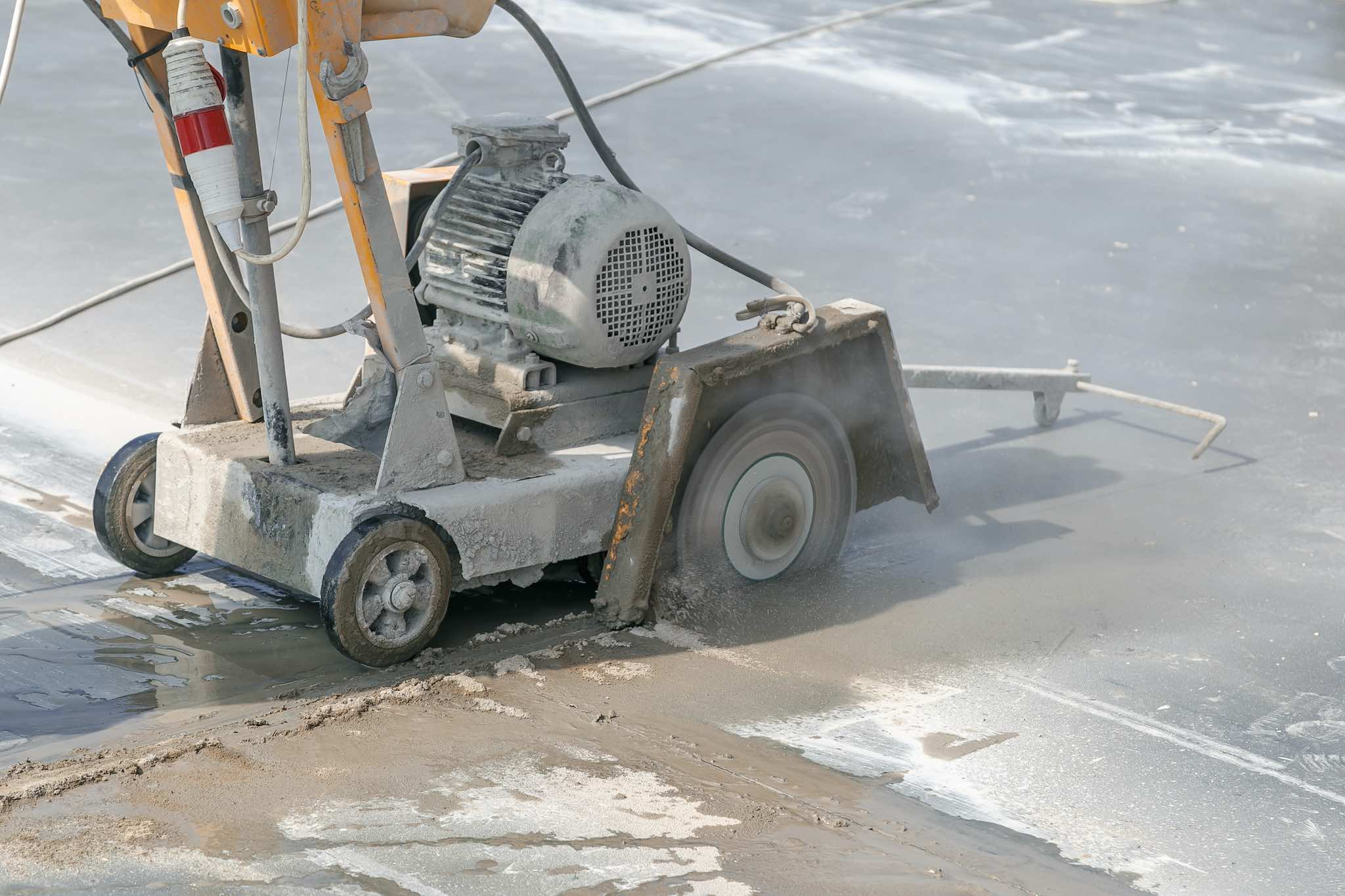 Affordable Concrete Cutting - Concrete Cement