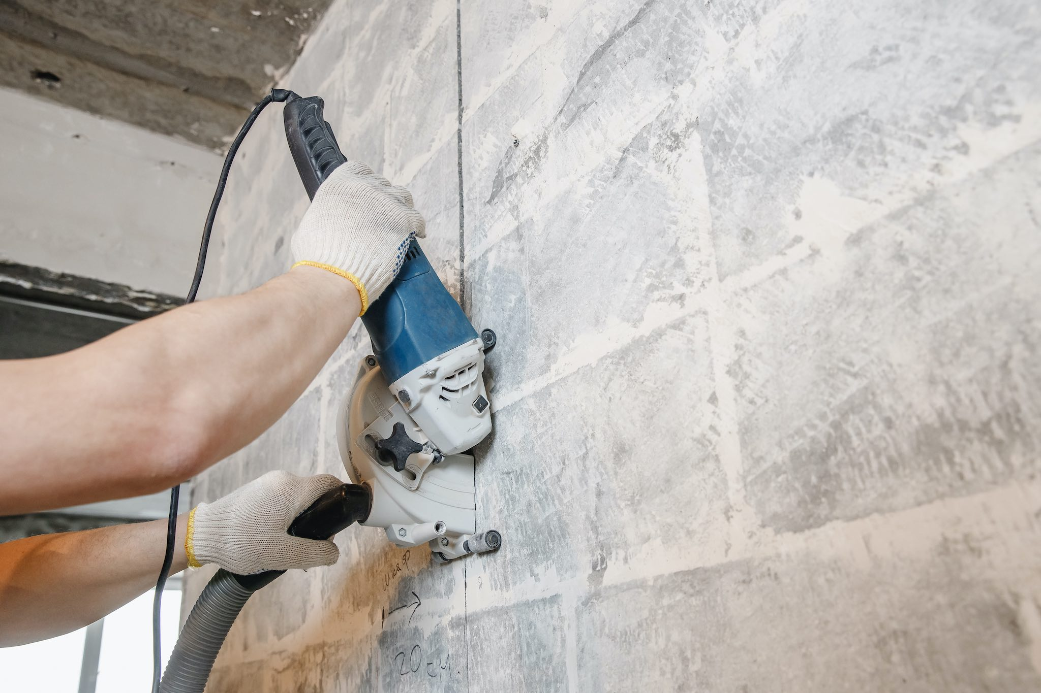 Affordable Concrete Cutting - Articles & Tips Hero