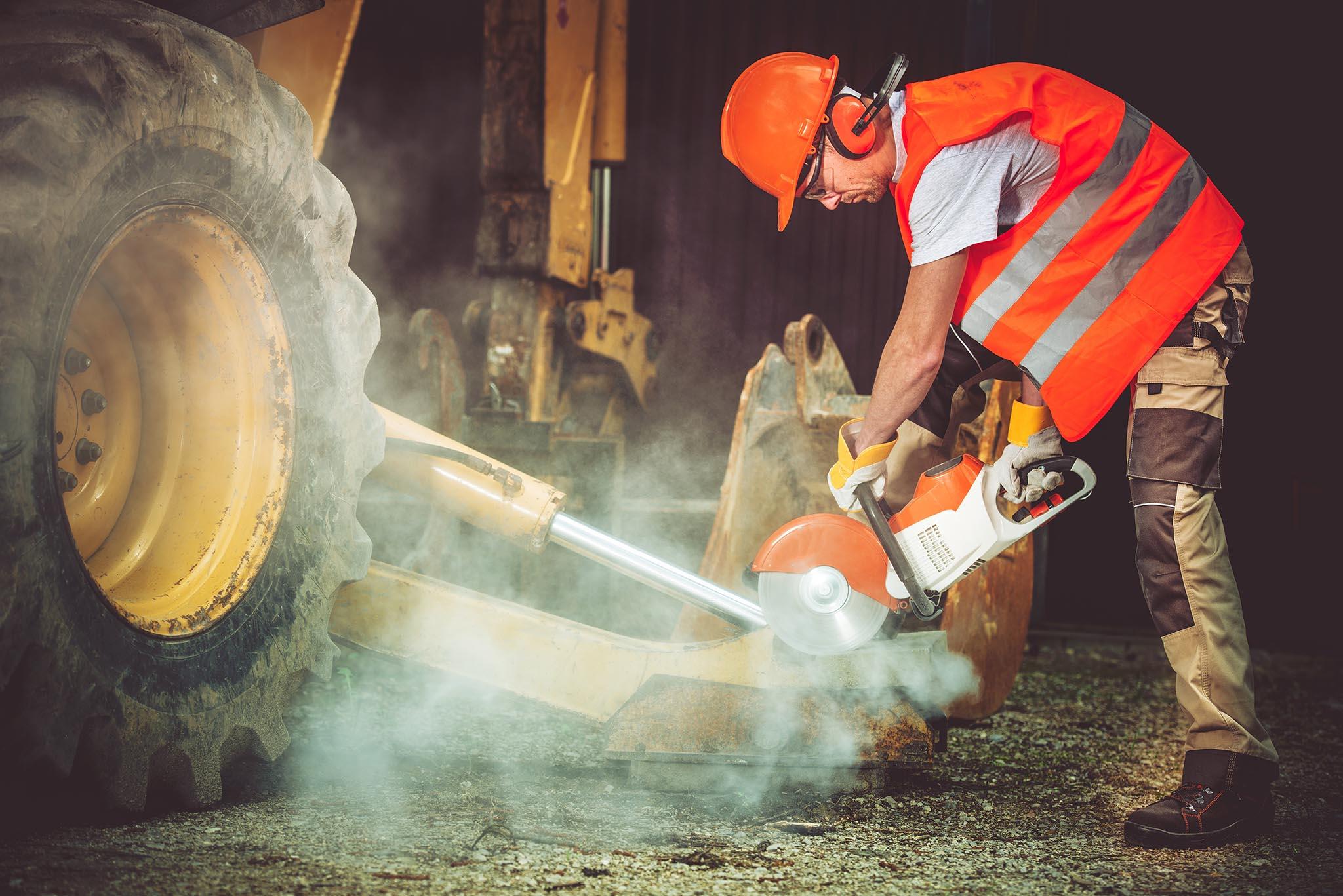 Concrete Cutting For Contractors