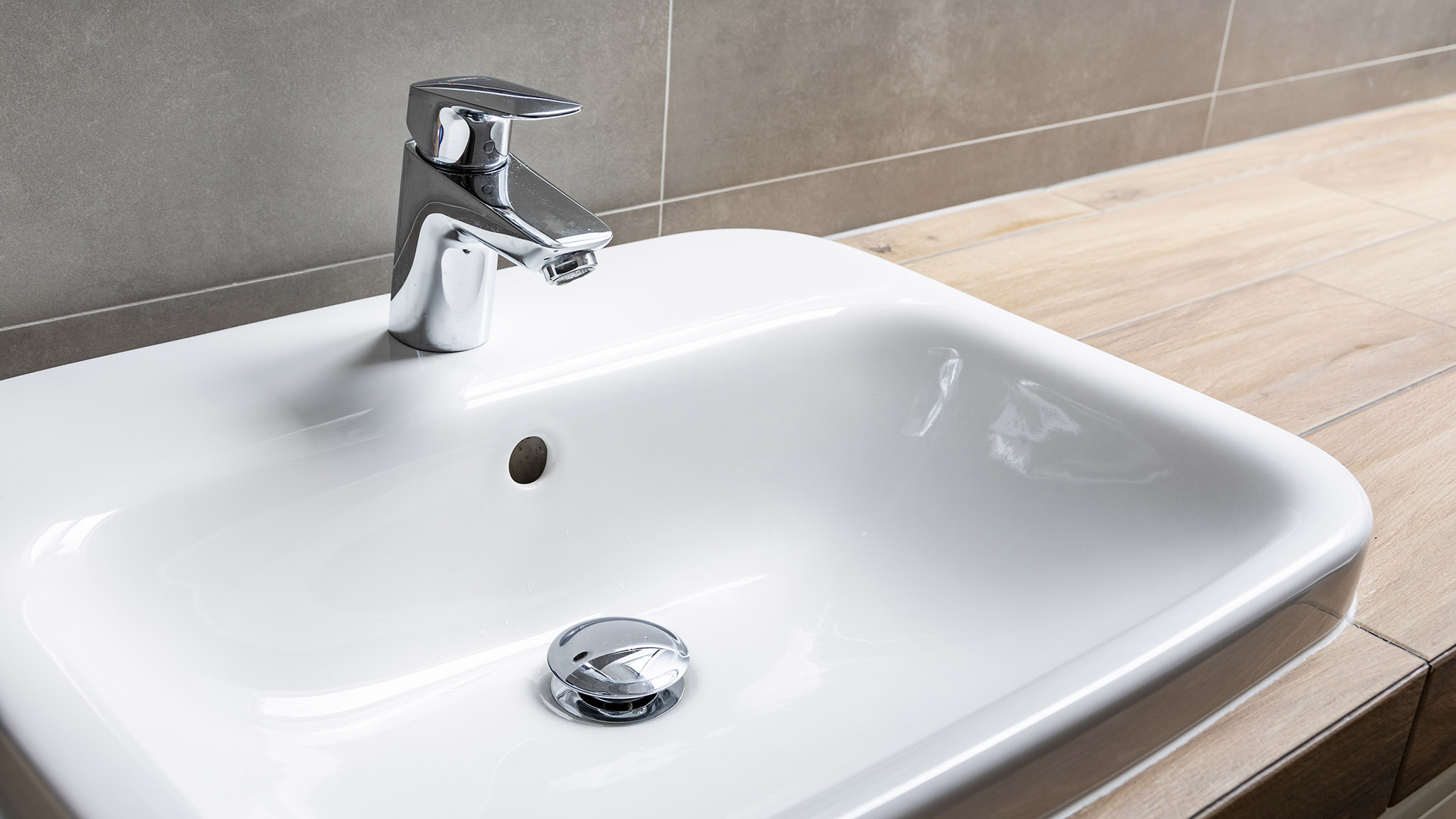 Sink and Drain Maintenance
