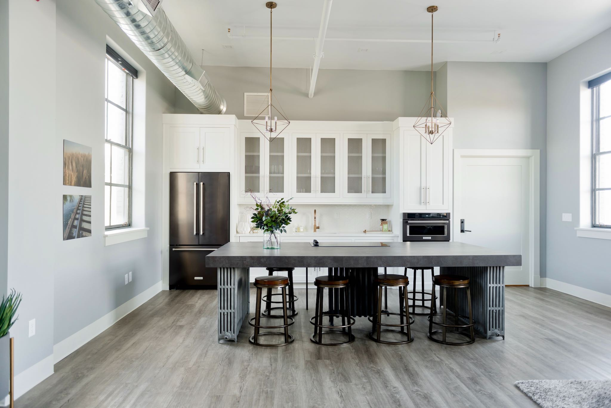 Decorating A Large Kitchen