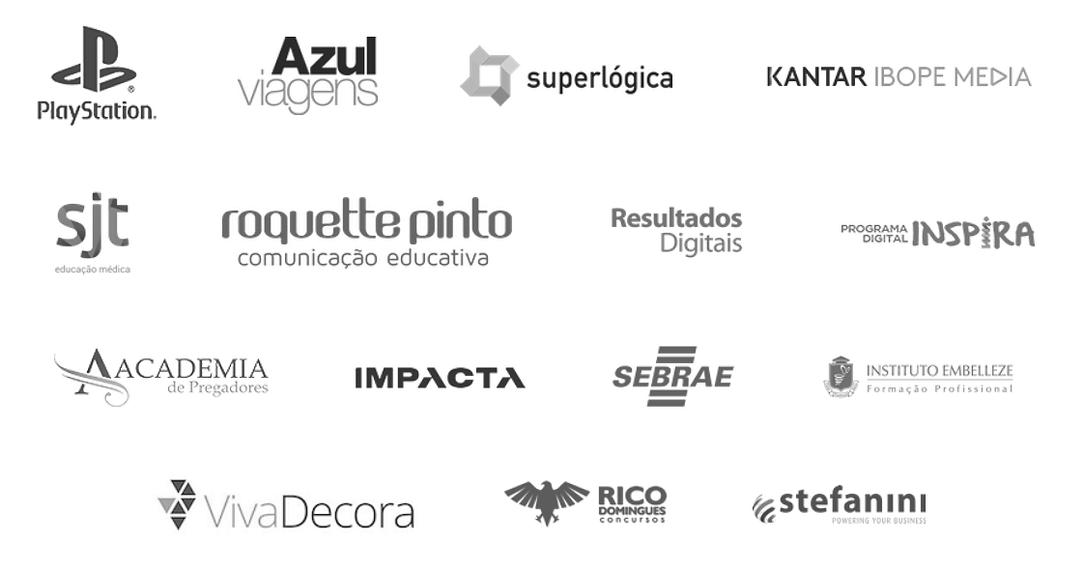 Empresas que utilizam a HeroSpark
