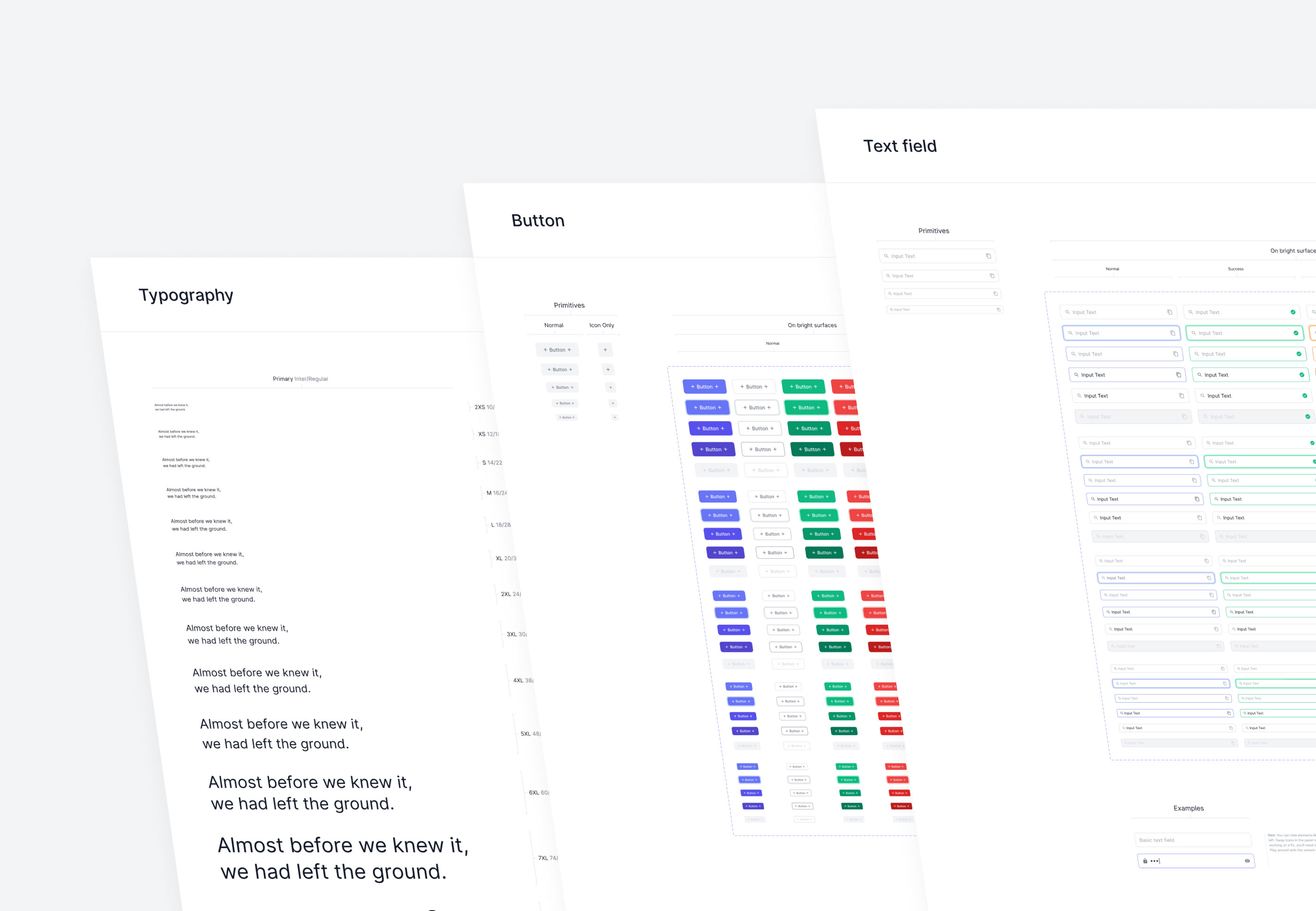 Design system preview