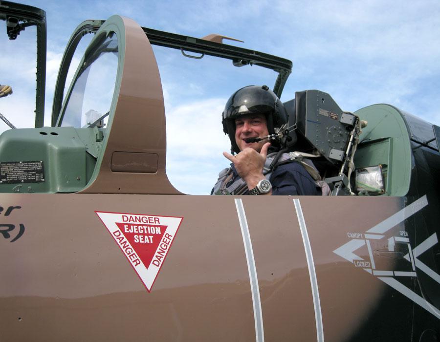 Albatos L-39 Fighter Jet flight in Los Angeles