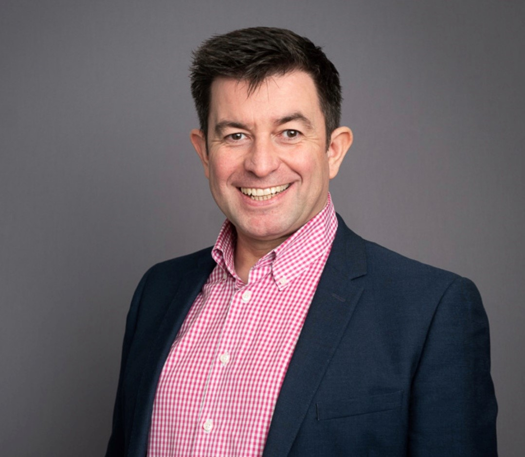 Paul Diggins, Head of Internal Communications, Santander