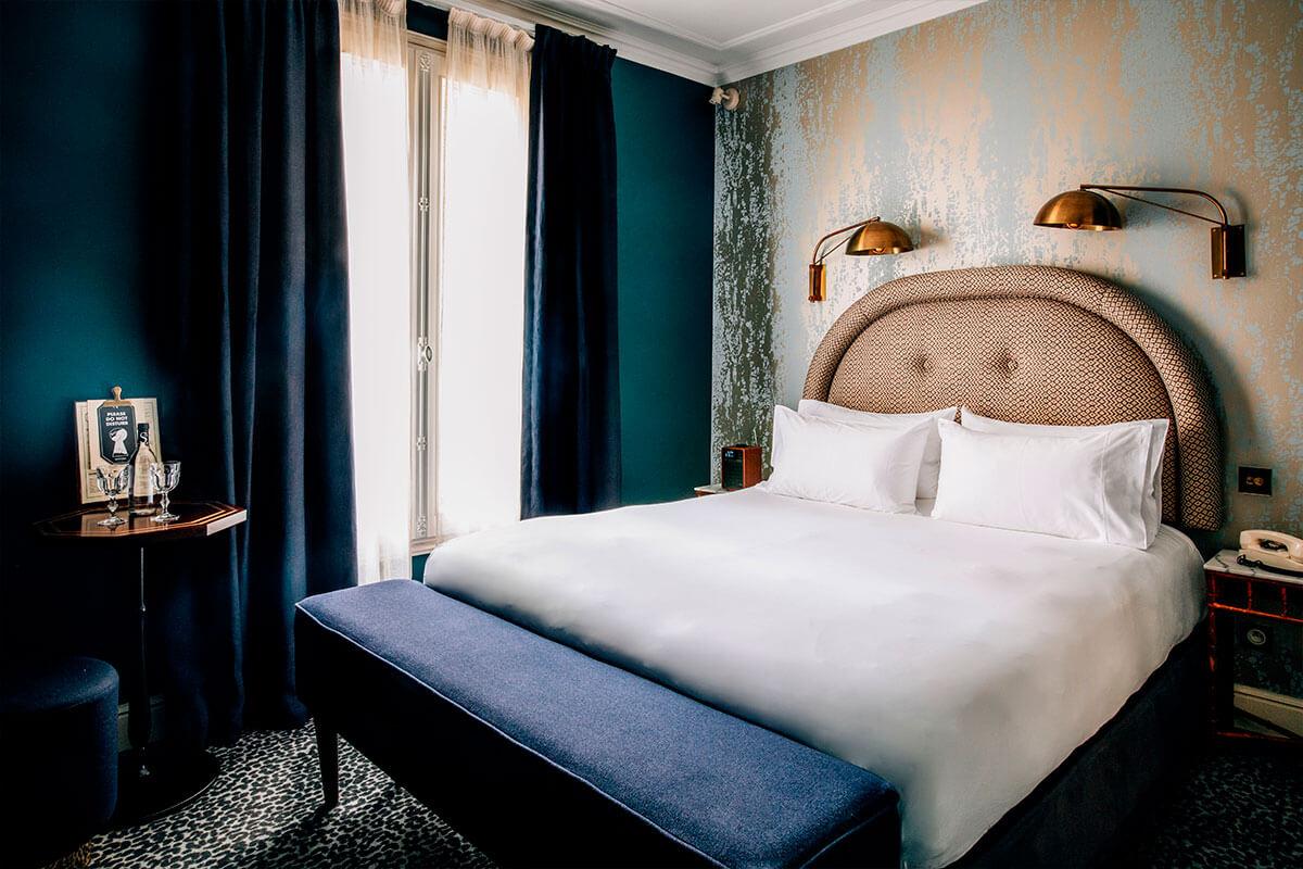 chambre pigalle hôtel grand pigalle paris 2