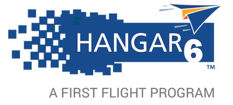 Hangar Six Article Logo
