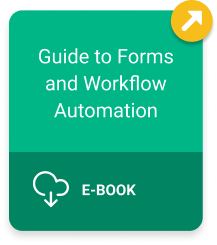 Guide to Forms and Workflow Automation EBook